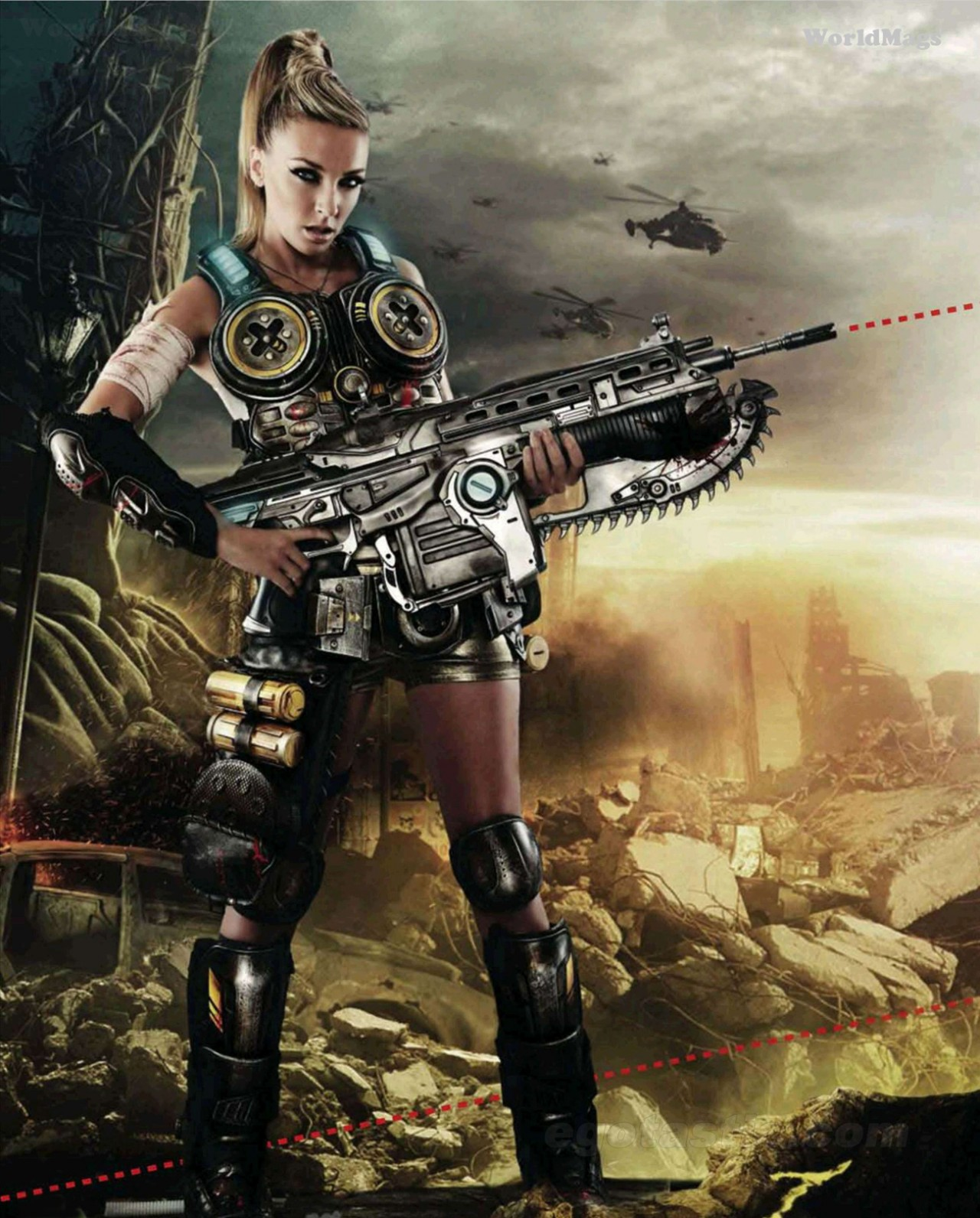 Photos Gears Of War 3
