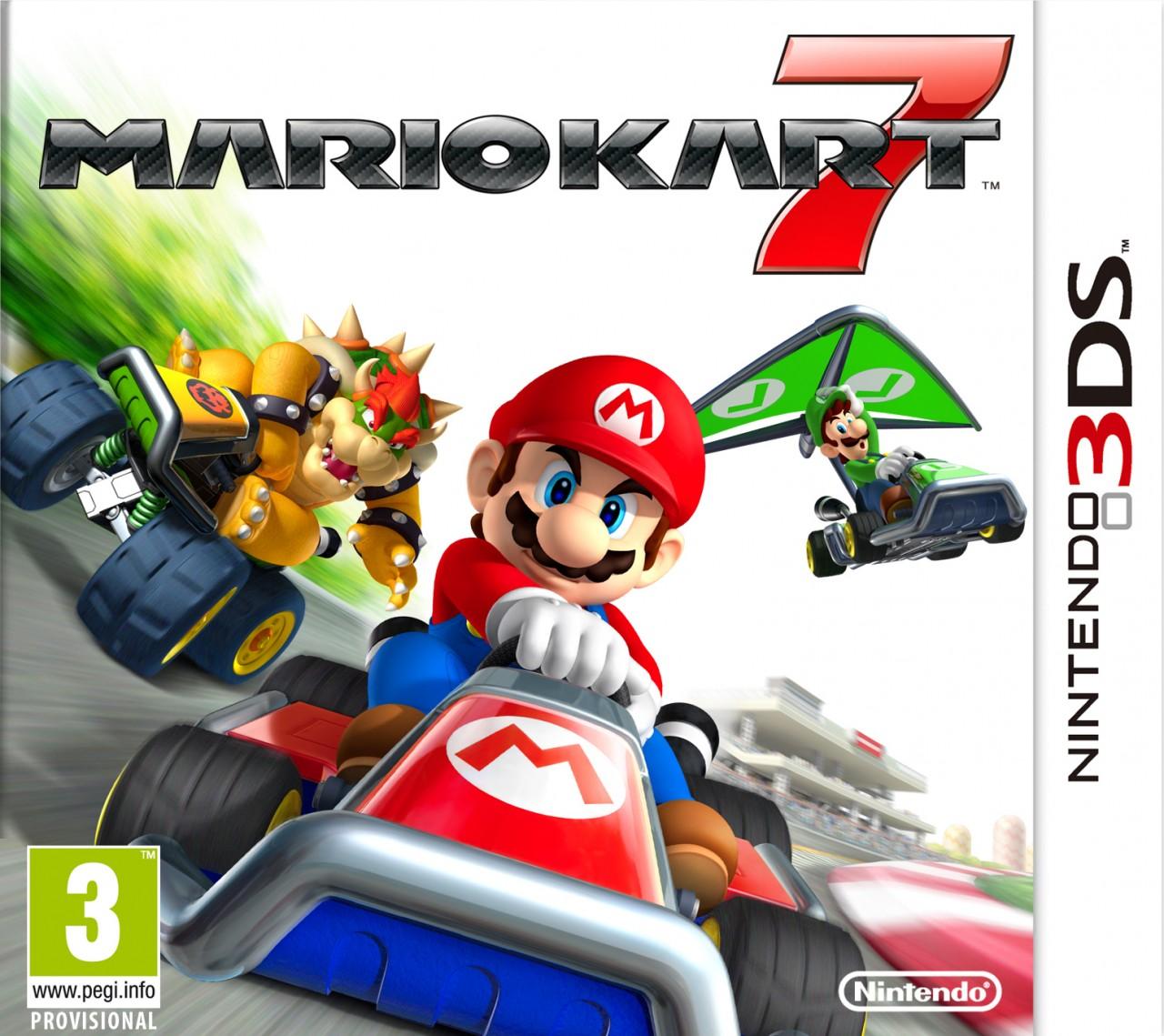 Comment Avoir La Voiture En Or Dans Mario Kart 7