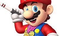 Mario et Sonic JO 2012 video