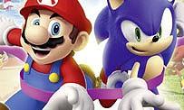 Mario et Sonic aux JO de Londres 2012 en vidéo