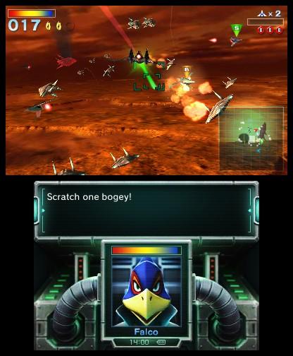 Test Star Fox 64 3d La Guerre Des Etoiles Sur 3ds