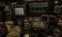 Le cockpit est tout de même chargé