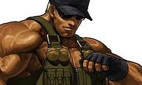 KOF XIII - Clark command list
