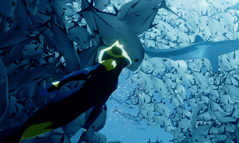 ABZÛ : près de 13 min de gameplay aquatiques absolument envoûtantes