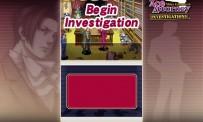 GC 09 > Ace Attorney Investigations : Miles Edgeworth