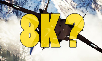 Ace Combat 7 : la version PC de sa résolution, la 8K en ligne de mire