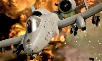 Ace Combat 7 : un trailer de gameplay en plein combat aérien !