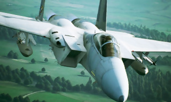 Ace Combat 7 : découvrez le trailer de lancement du jeu