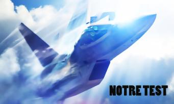 Test Ace Combat 7 : l'épisode qui nous envoie au septième ciel ?