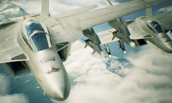 Ace Combat 7 Skies Unknown : 4 minutes de gameplay en VR