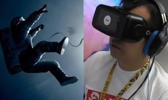 ADR1FT : on est parti dans l'espace avec l'Oculus Rift