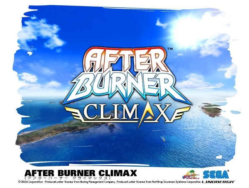 Test After Burner Climax PS3 X360