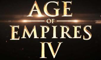 Age of Empire IV : on sait enfin quand le jeu donnera des nouvelles, c'est pour cette année