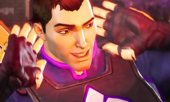 Agents of Mayhem : trailer de gameplay des différents héros