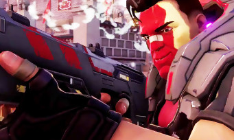 Agents of Mayhem : trailer de gameplay de la team Bombshells