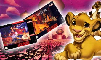 Aladdin & Le Roi Lion : surprise, les jeux cultes des années 90 vont ressortir sur PS4, Xbox One et Switch
