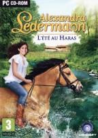 Alexandra Ledermann : L'Eté au Haras