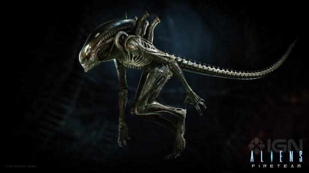 Alien Fireteam