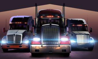 American Truck Simulator : trailer de l'E3 2015