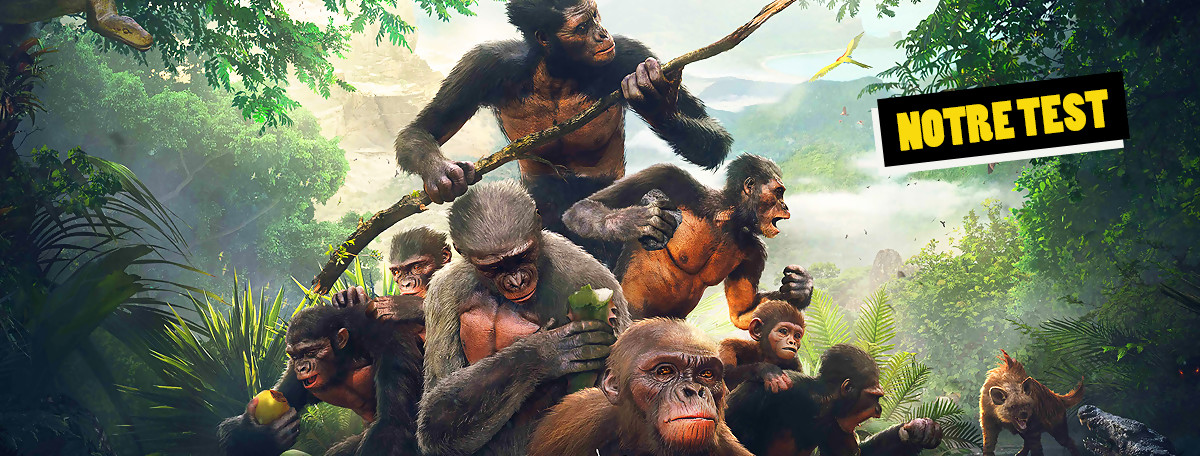 Test Ancestors Humankind Odyssey : atypique, imparfait mais attachant