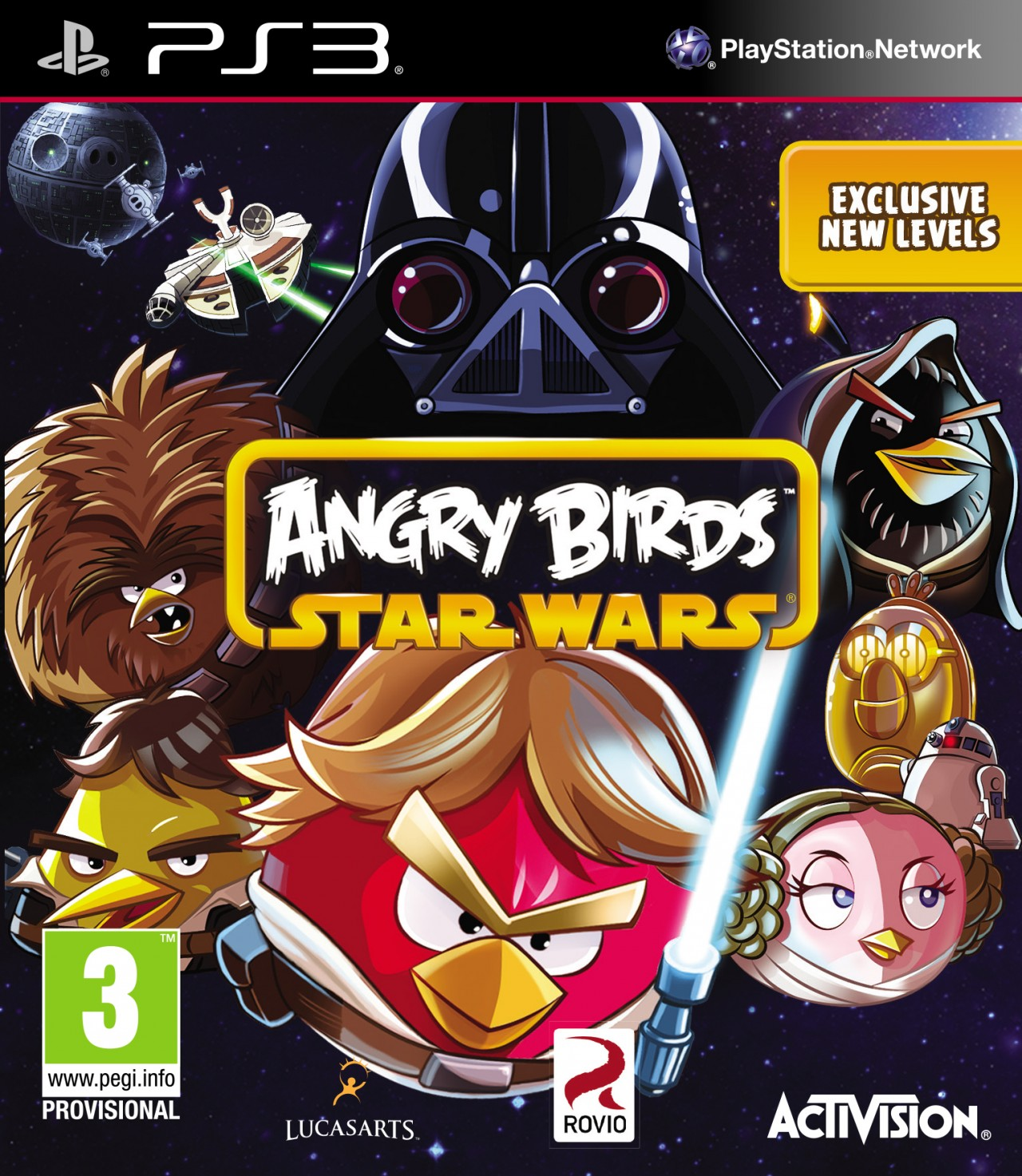 Jaquettes angry birds star wars - Angry birds star wars 8 ...