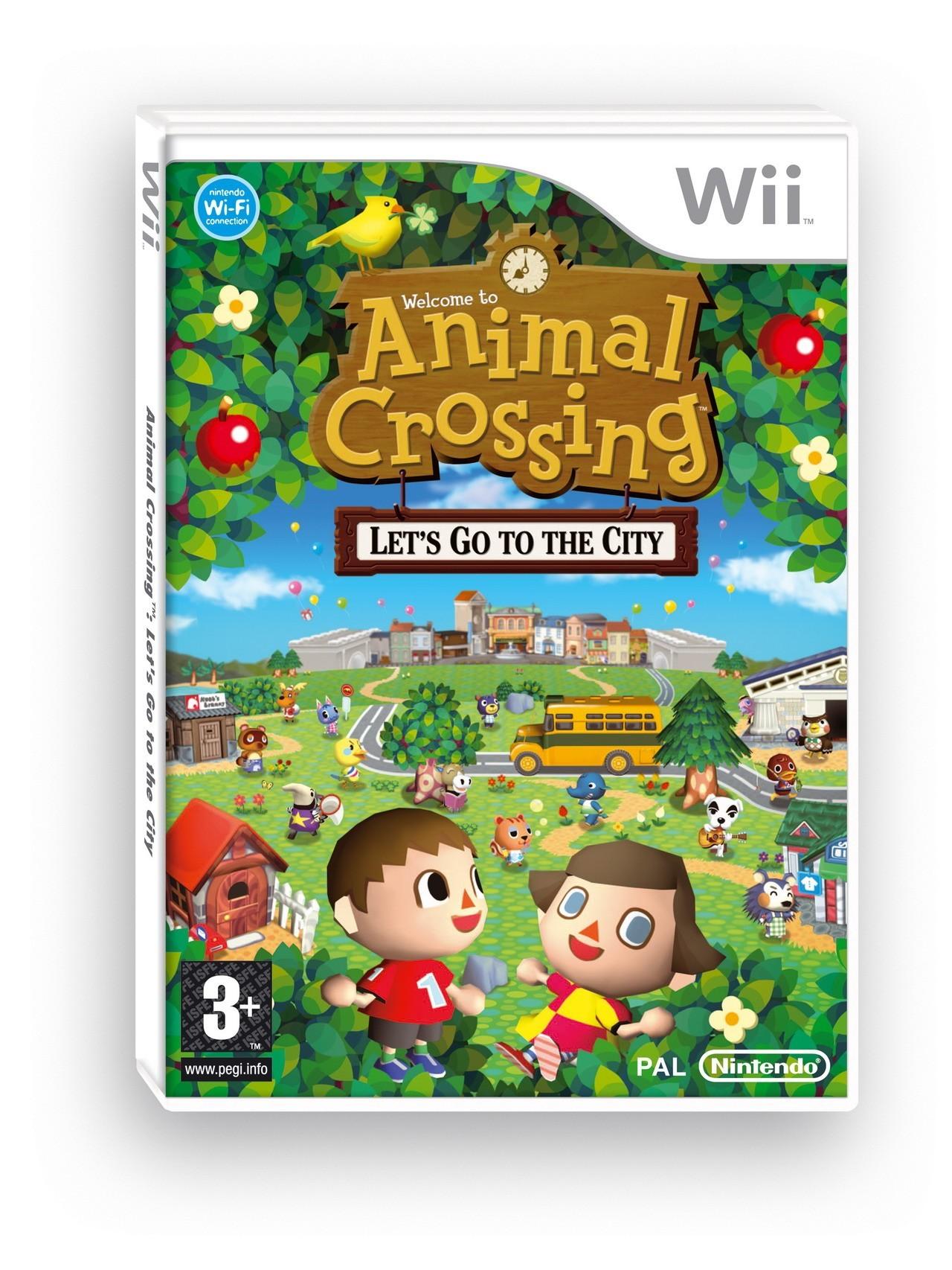 Go To Www Bing Com1 Microsoft Way Redmond: Test Animal Crossing Let's Go To The City