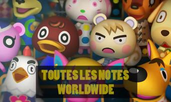 Test Animal Crossing New Horizons : voici toutes les notes dans le monde