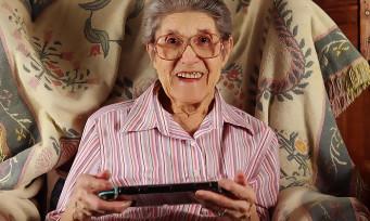 Animal Crossing Switch : une grand-mère immortalisée dans le jeu ?