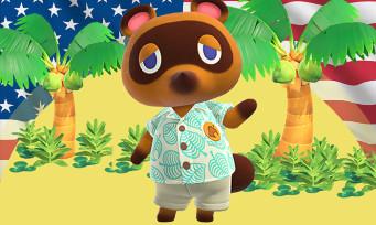 Animal Crossing New Horizons : des ventes historiques aux Etats-Unis
