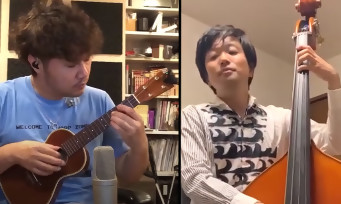Animal Crossing New Horizons : le thème musical en mode confinement