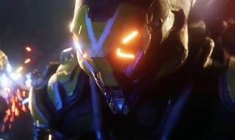 E3 2017 : trailer d'Anthem le nouveau jeu de Bioware