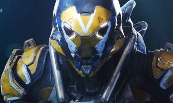 Anthem : une nouvelle vidéo qui parle du contenu end game
