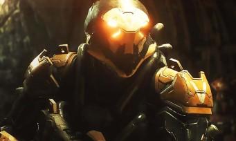 Anthem : une vidéo de gameplay inédite avec les 4 Javelins en action