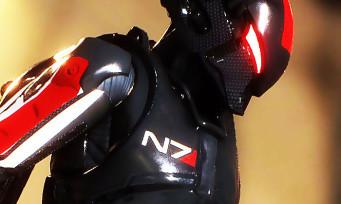 Anthem : une magnifique armure de Mass Effect disponible !