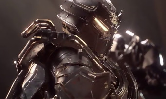 Anthem : trailer de gameplay de la Légion de l'Aube