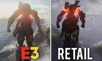 Anthem : comparatif démo l'E3 2017 et le jeu final, il y a du downgrade
