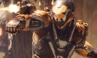 Anthem : Electronic Arts s'occupe des bugs qui font planter la PS4