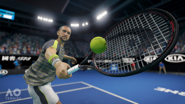 AO International Tennis 2