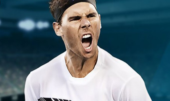 AO Tennis : le roster complet du jeu enfin connu