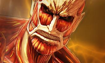 A.O.T. 2 Final Battle : un trailer qui en dit plus sur l'histoire du jeu