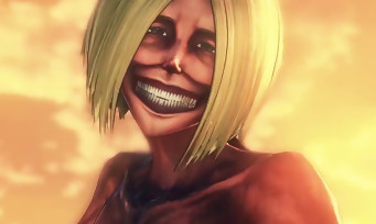 Attack on Titan 2 : trailer de gameplay sur PC, PS4 et Xbox One