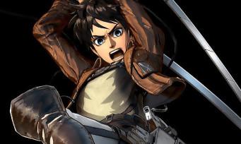 Attack on Titan 2 : toutes les images sur PS4