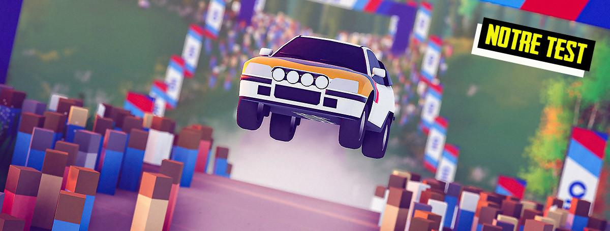 Test art of rally : le meilleur jeu de rallye de ces dernières années ?