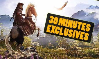 Assassin's Creed Odyssey : on a joué au jeu, 30 minutes de gameplay exclusives !
