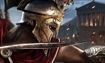 """Assassin's Creed Odyssey : le DLC """"Le Jugement de l'Atlantide"""" est dispo"""