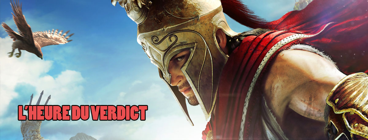 Test Assassin's Creed Odyssey (PS4) : un épisode best of, un voyage homérique
