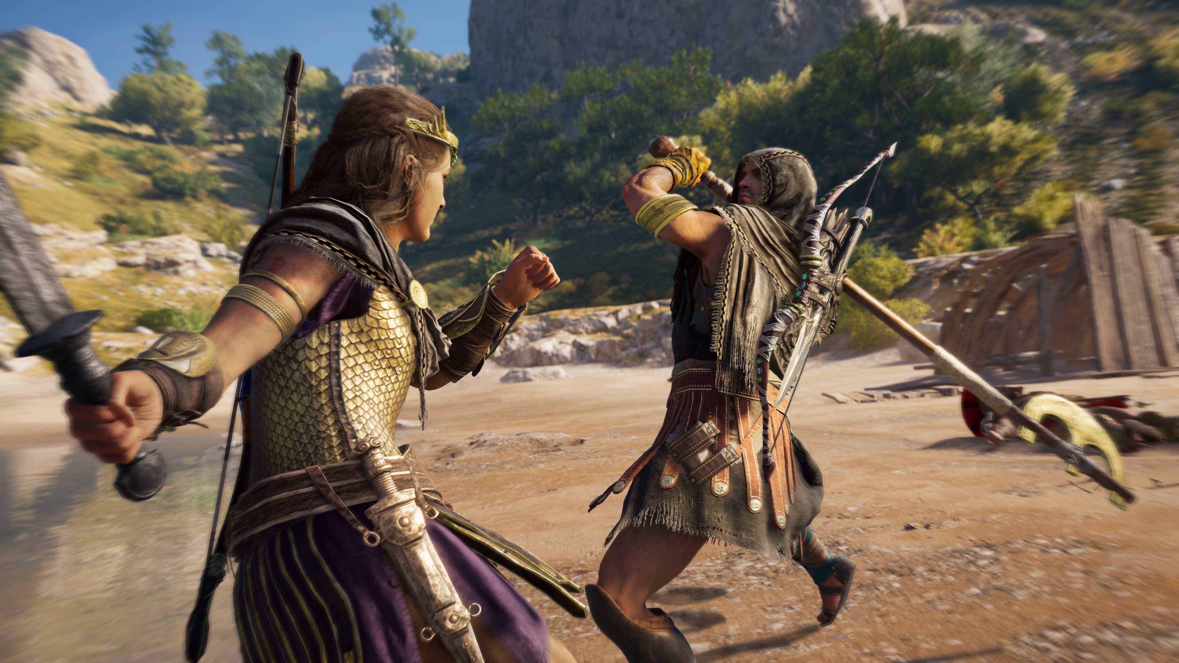 fans assassins creed odyssey - HD 1920×1080