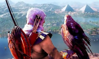 """Assassin's Creed Origins : un trailer pour le DLC """"The Hidden Ones"""""""