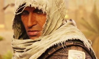 Assassin's Creed Origins : gameplay avec des crocodiles et léopards