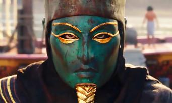 Assassin's Creed Origins : un  trailer dédié à la naissance des Templiers